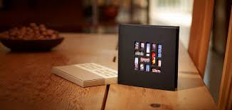 Leather Photo Book Mosaic Mixbook Photo Book Review Youtube