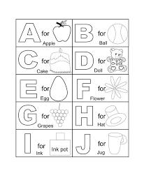 preschool alphabet coloring sheets letter u pages j preschoolers
