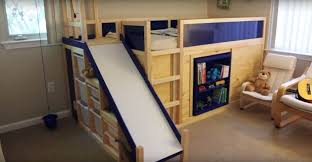 Ikea Bunk Beds Sydney Uses Ikea Hack To Make Amazing Loft Bed For Worlds Best