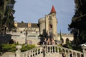museo el castillo medellin colombia beautiful old castle with