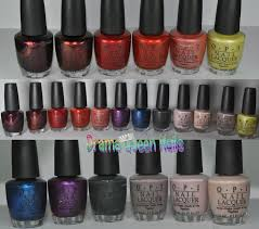 drama queen nails opi germany collection