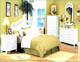 white wicker bedroom set white wicker bedroom furniture set best tropical rattan and wicker