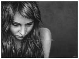 crying face sketch archives pencil drawing collection