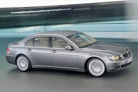 bmw 7 series maintenance cost 2006 bmw 750 overview cars com