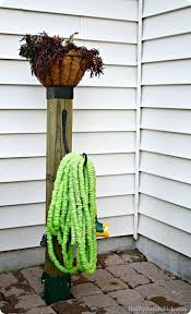 Garden Hose Faucet Freeze Home Outdoor Decoration Best 25 Water Hose Holder Ideas On Pinterest Garden Hose Holder