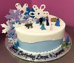 birthday cake frozen cathy u0027s sweet creations
