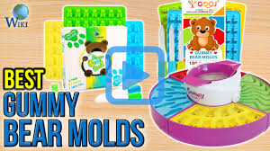 Gummy Bear Decorations Top 10 Gummy Bear Molds Of 2017 Video Review