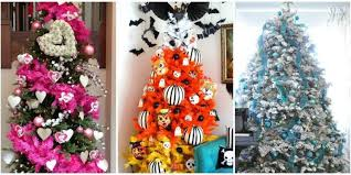 trees to decorate your home all year tree diy