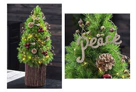 miniature christmas trees top 10 best tabletop christmas trees 2017 heavy