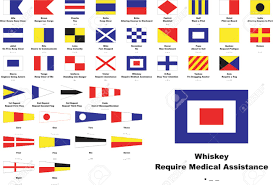 Nautical Code Flags International Code Of Signs Flags Names Nautical Meaning And
