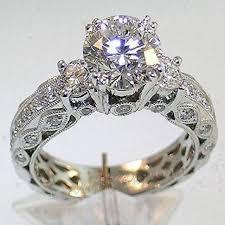 white eternity rings images Choucong female eternity ring 7mm 5a zircon stone 14kt white gold jpg