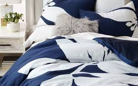 Dark Blue Duvet Best Navy Stripe Duvet Products On Wanelo With Regard To Amazing