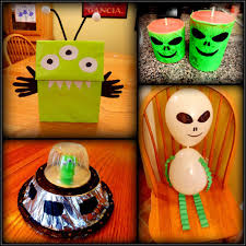 easy alien craft ideas for kids feltmagnet