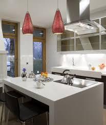 Contemporary Mini Pendant Lighting Kitchen Curvalo Collection 1 Light 13