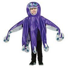 Octopus Baby Halloween Costume Octopus Costume Ebay