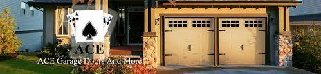 Garage Door Repair And Installation by Garage Door Repair U0026 Installation Ace Arkansas Garage Doors