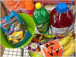 Sweet N Spooky Crunch U0026 Halloween Punch