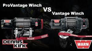 provantage vs vantage winches from warn youtube