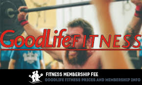 goodlife fitness prices and membership info fitness membership fee