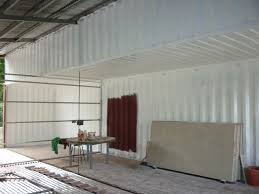 painting shipping container a shipping container house in panama