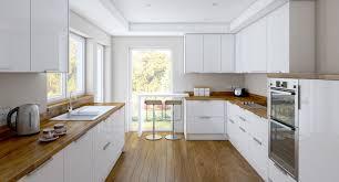 cuisine blanche parquet 1001 conseils et idées pour aménager une cuisine moderne blanche