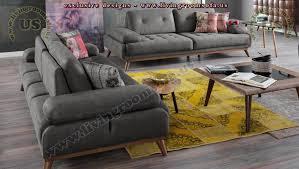 www livingroom modern sofa white gray modern sofa set livingroom sofa