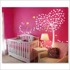 Cherry Blossom Tree Wall Decal For Nursery Wall Decal Loving Me Cherry Blossom Tree 85 00