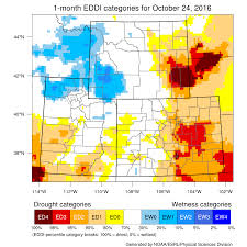 Climate Change Is Shrinking The Colorado River Source Colorado Nidis Upper Colorado River Regional Drought Early Warning System