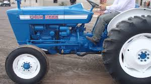 tractor ford 2000 youtube