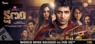 kshanam movie review deftly handled thriller and a case study