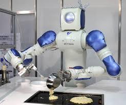 les robots de cuisine les 10 emplois les plus menacés par les robots major