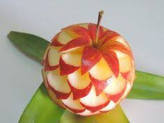New Year S Fruit Decoration by New Year Sphere Apple Decoration Christmas Pinterest New