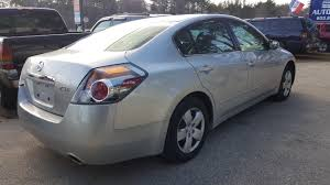 grey nissan altima 2007 nissan altima 2 5 inspection included ridings auto sales