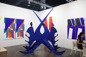 the 15 best booths at art basel in miami beach