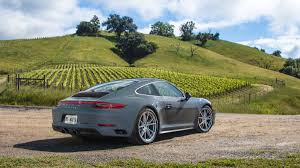 car porsche 2017 2017 porsche 911 carrera review with pricing specs and photos