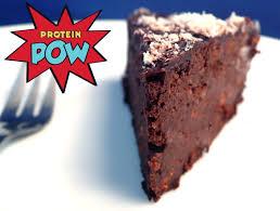 anna u0027s flourless dark chocolate birthday protein cake