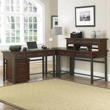 Corner L Desk Cabin Creek Corner L Desk Mobile File Homestyles
