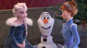 watch anna and elsa sing a new song in u0027olaf u0027s frozen adventure
