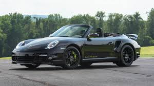 Porsche 911 Spyder - this porsche 911 turbo suffers from an identity crisis