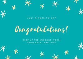 congratulations card congratulations card templates canva