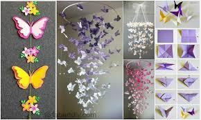 Paper Lantern Chandelier Awesome Paper Lantern Chandelier Butterfly Chandelier Mobile Diy