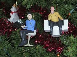 trek ornaments why not kirk and spock from trek on