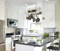 White Kitchen Design Images Gray Countertops With White Cabinets Small Efficient Kitchen