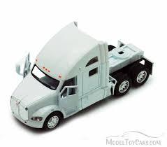 kenworth t700 kenworth t700 tractor white kinsmart 5357d 1 68 scale diecast