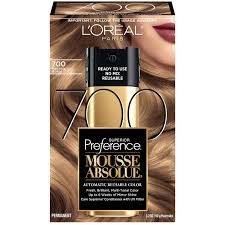 l u0027oreal pure dark blonde 700 hair color 1 kt box beauty hair