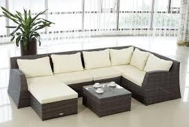 brilliant home apartment living room decor showing idyllic rattan