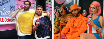 Halloween Costume Peanut Butter Jelly Halloween Garment District Garment District