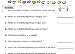 5th grade probability worksheets u0026 free printables education com