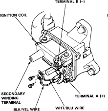 honda civic ignition coil where is the coil located on the 1991 honda accord