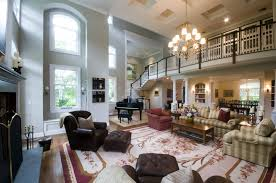 Two Story Living Room | 54 living rooms with soaring 2 story cathedral ceilings